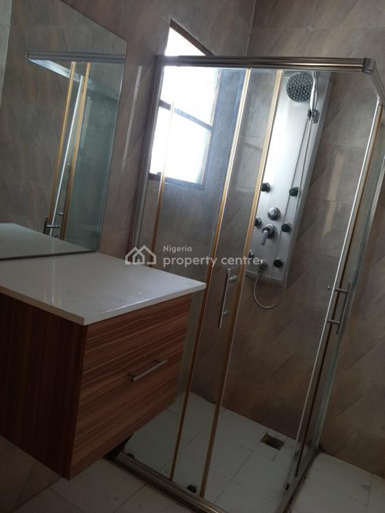 Brand New 4 Bedroom Terrace with Bq, Chevron, Lekki, Lagos, Terraced Duplex for Rent