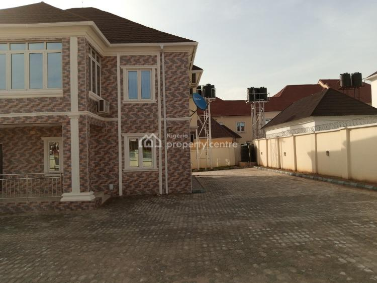 4 Bedrooms Fully Detached Duplex + 2 Rooms Self Contained, Naf Valley Estate, Asokoro District, Abuja, Detached Duplex for Sale