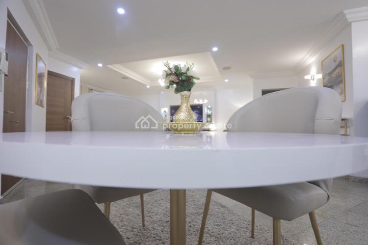 Luxury 3 Bedroom Apartment, Ihuntayi Street Off Palace Road, Oniru, Victoria Island (vi), Lagos, Flat Short Let