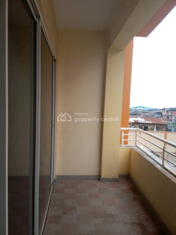 Newly Built 3 Bedroom Flat with Bq, Alagomeji, Yaba, Lagos, Flat for Sale