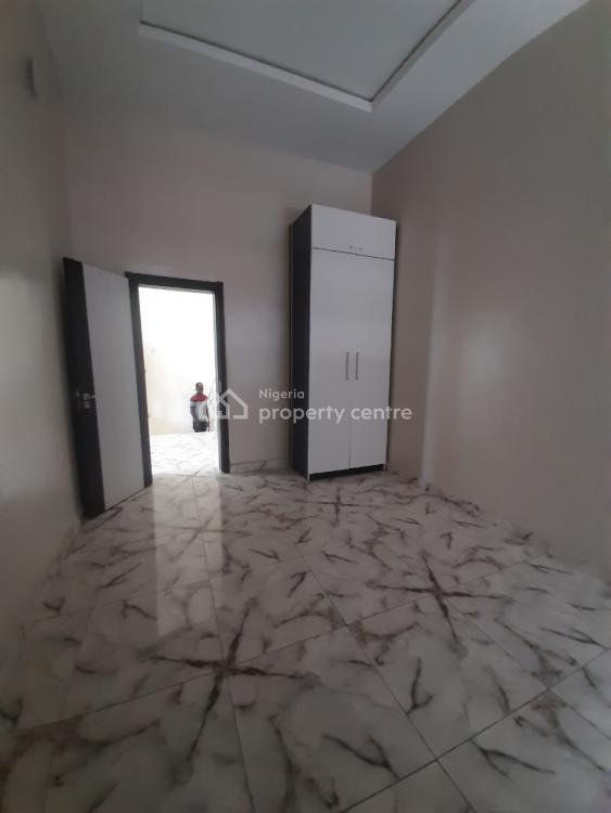 a Lovely and Well Finished 4 Bedroom Semi-detached Duplex, in Side an Estate in Chevron., Lekki Expressway, Lekki, Lagos, Detached Duplex for Sale
