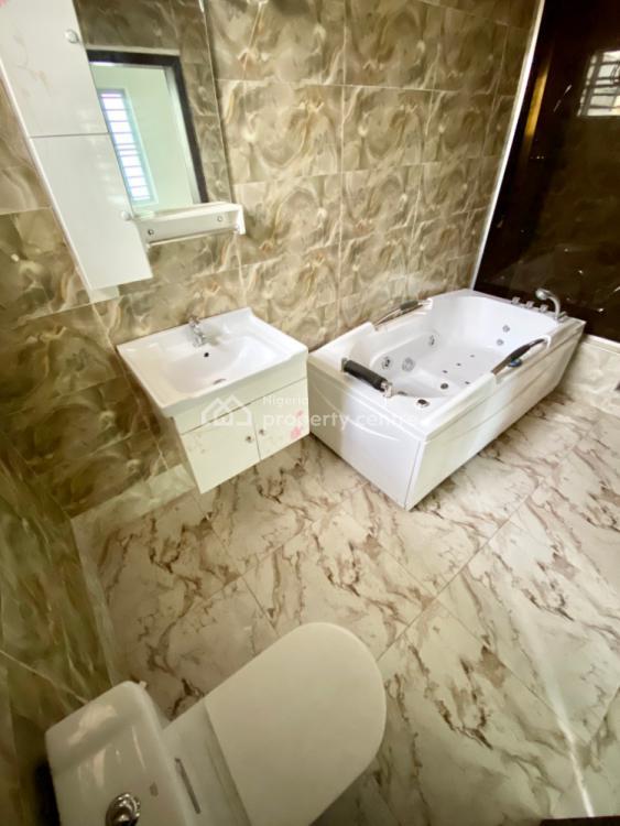 Newly Built 4 Bedroom Semidetached Duplex, 2nd Toll Gate, Lafiaji, Lekki, Lagos, Semi-detached Duplex for Sale