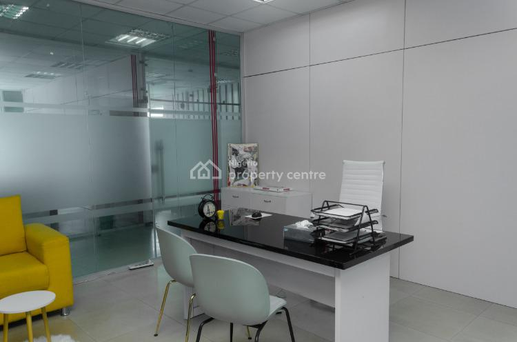 Furnished and Serviced Office, Zone 5, Wuse, Abuja, Office Space for Rent