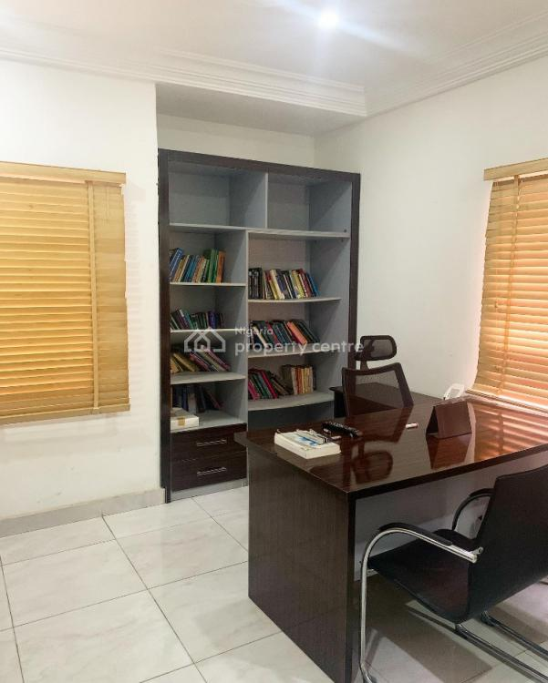 Furnished and Serviced Office, Sokode Crescent, Zone 5, Wuse, Abuja, Office Space for Rent