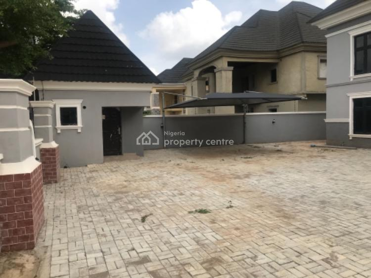 5 Bedrooms Mansion with Swimming Pool and Bq, Gaduwa, Abuja, Detached Duplex for Sale