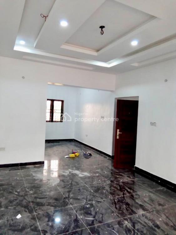 Newly Built 3 Bedroom Flat with Bq, Community Estate, Ikeja, Lagos, Flat for Rent