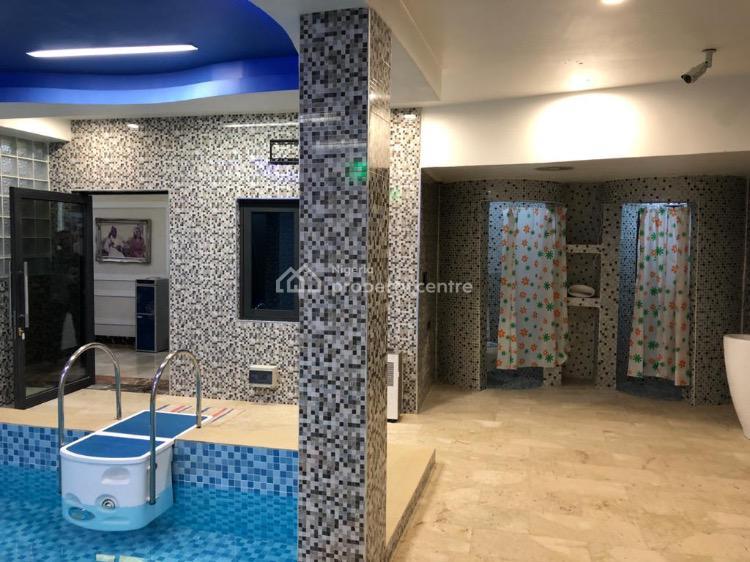 Brand New 8 Bedroom Ambassadorial Serviced & Furnished Mansion, Pool, Gym., Maitama, Maitama District, Abuja, House for Sale