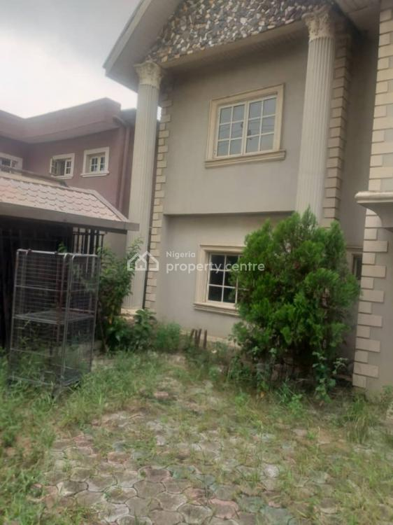 5 Bedroom Detached House, Adigun Street, Alausa, Ikeja, Lagos, Detached Duplex for Sale