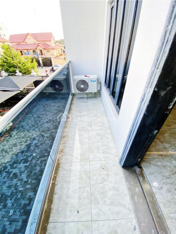 Luxury 4 Bedroom Terrace Duplex with Bq, Pool & Gym, Lekki Phase 1, Lekki, Lagos, Terraced Duplex for Sale