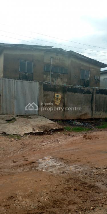 Solidly Built 4 Units of 3 Bedroom Flat, Off Nobex Bus Stop, Ikotun Idimu Road, Idimu., Alimosho, Lagos, Block of Flats for Sale