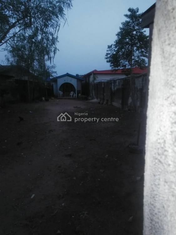 2 Bedroom Set Back on Half Plot, Off Idimu Ejigbo Road, By Chrisland College Idimu, Alimosho, Lagos, Detached Bungalow for Sale