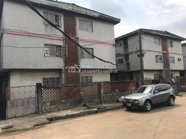 6 Blocks of 3 Bedroom Flat, Orilowo Ejigbo, Ejigbo, Lagos, Block of Flats for Sale