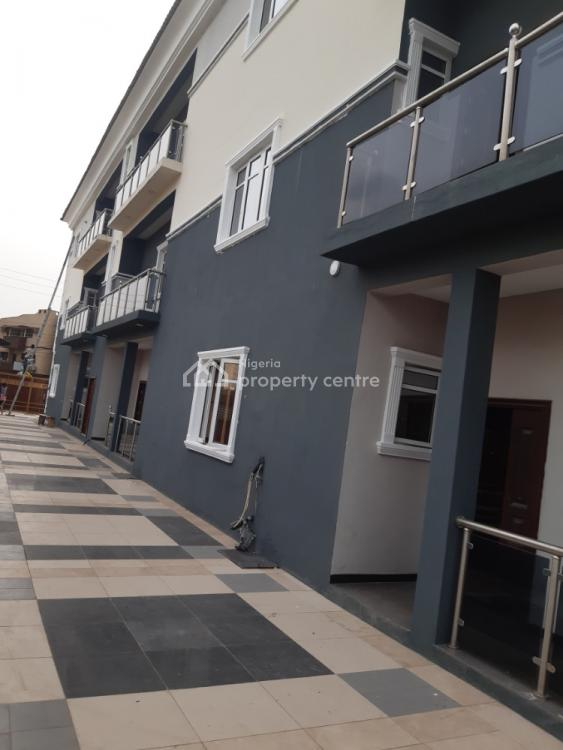 Newly Built Exquisitely Finished 3 Bedroom Flat Plus Bq, Gbagada Phase 1, Gbagada, Lagos, Flat for Rent