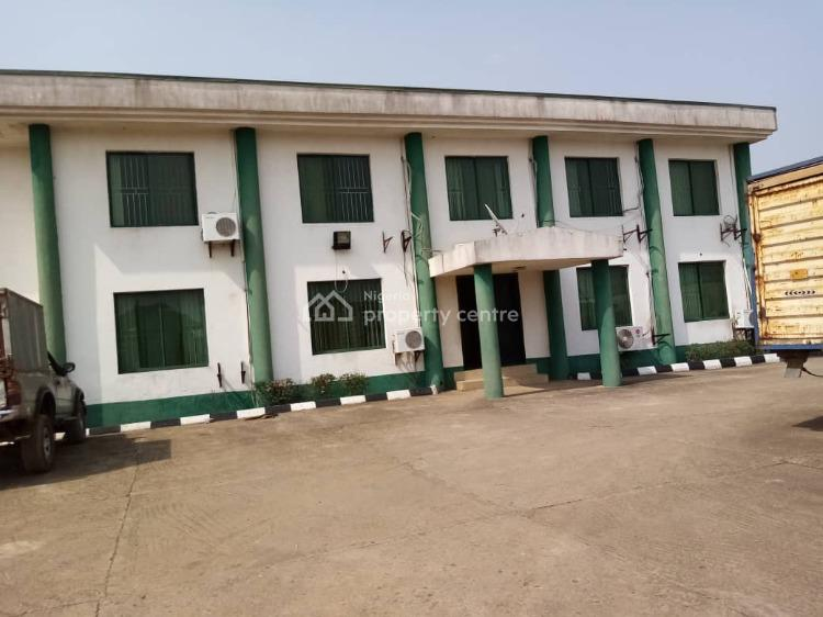 Functional Bottled Water Factory on 2 Acres of Land, Along Lagos/abeokuta Expressway., Sango Ota, Ogun, Factory for Sale