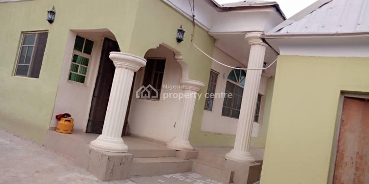 4 Bedroom Flat with 2 Bedroom Flat with Proper Documentation, Fountain University Area., Osogbo, Osun, Block of Flats for Sale