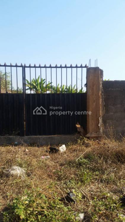 Fenced 4 Plots of Land, Total Area, Ota-efun, Olorunda, Osun, Mixed-use Land for Sale