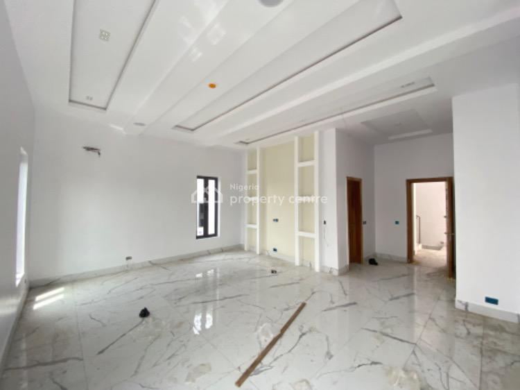 Luxurious Massive 6 Bedrooms Fully Detached House., Pinnock Beach Estate, Lekki Phase 2, Lekki, Lagos, Detached Duplex for Sale