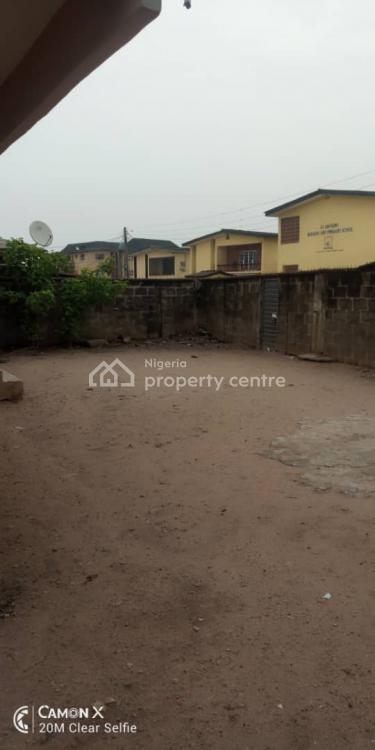 Standard 5 Bedroom Duplex with 2 Numbers of 2 Bedroom Flat on 750sqm, Ponle By Egbeda, Egbeda, Alimosho, Lagos, Block of Flats for Sale