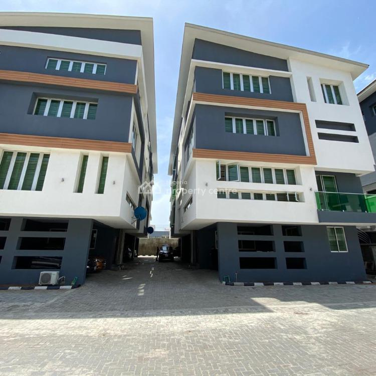For Rent Luxury Four Bedroom Terrace Duplex House Ikate