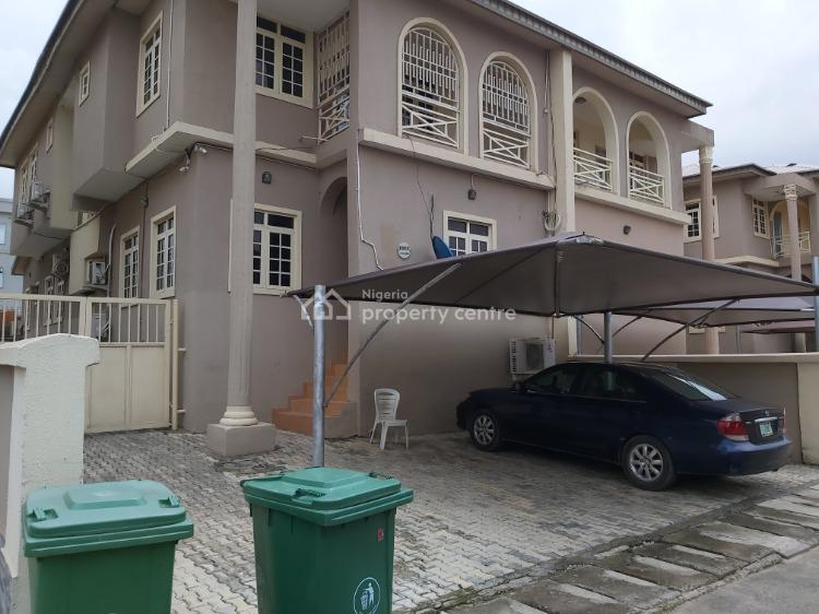 Brand New Fully Furnished Four (4) Bedroom Semi-detached House, Victoria Gardens Estate, Mabuchi, Abuja, Semi-detached Duplex for Rent