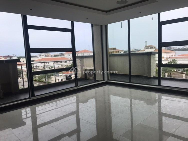 Exotic 3 Bedroom Apartment with Maid Room, Pool and Gym, Banana Island, Ikoyi, Lagos, Flat for Rent