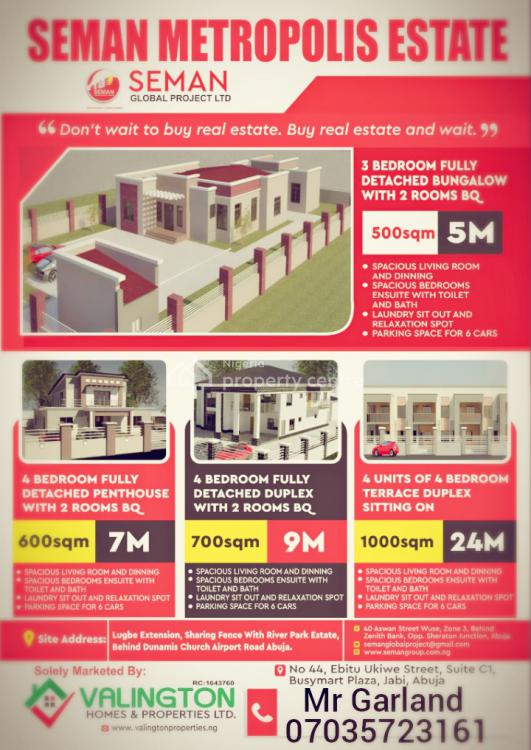 Affordable Land, Lugbe District, Abuja, Residential Land for Sale