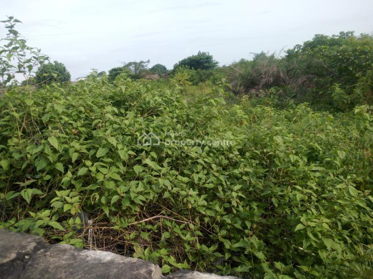 Acres of Land Facing The Expressway, Opposite Ohonba Hotel By Eleko Junction, Eleko, Ibeju Lekki, Lagos, Mixed-use Land for Sale