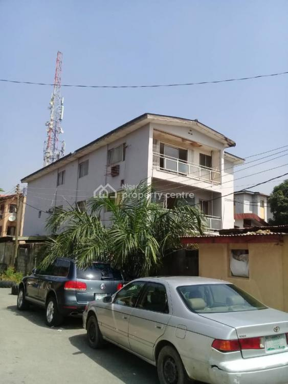 3 Units of 3 Bedroom Flat Directly on a High Commercial Area, Alausa, Ikeja, Lagos, Flat for Rent
