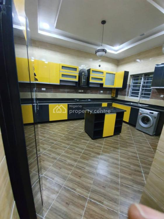 Newly Built  Switchless Smart 5 Bedroom Fully Detached with a Bq, Buenevista Estate, Lafiaji, Lekki, Lagos, Detached Duplex for Sale
