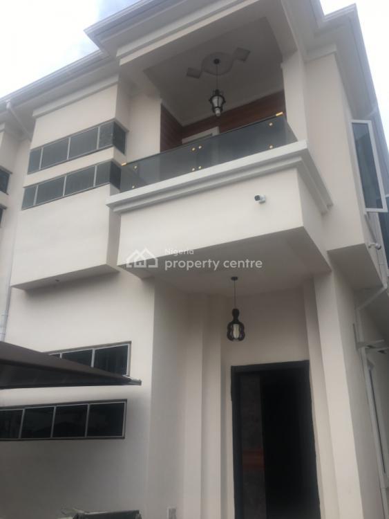 Luxury 4 Bedroom Semi Detached Duplex with a Room Bq, Off Road 1, Ikota Villa Estate, Ikota, Lekki, Lagos, Semi-detached Duplex for Sale