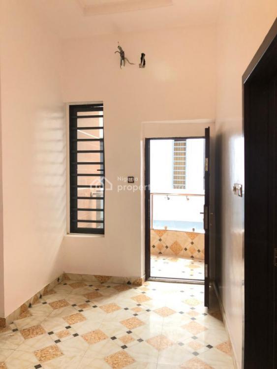 Luxury 4 Bedroom Fully Detached Duplex, Chevron, Lekki, Lagos, Detached Duplex for Sale