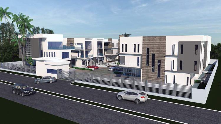 Brand New 5 Bedroom Detached House, Off Tumbull Avenue, Ikoyi, Lagos, Detached Duplex for Sale