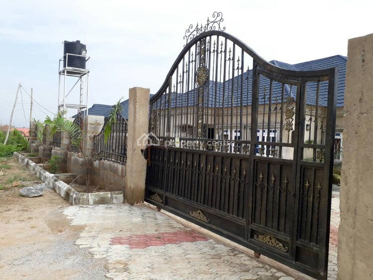 Tastefully Constructed 3 Bedroom Detached Bungalow with One Room Bq, Redeemers Estate, Pyakasa, Lugbe District, Abuja, Detached Bungalow for Sale
