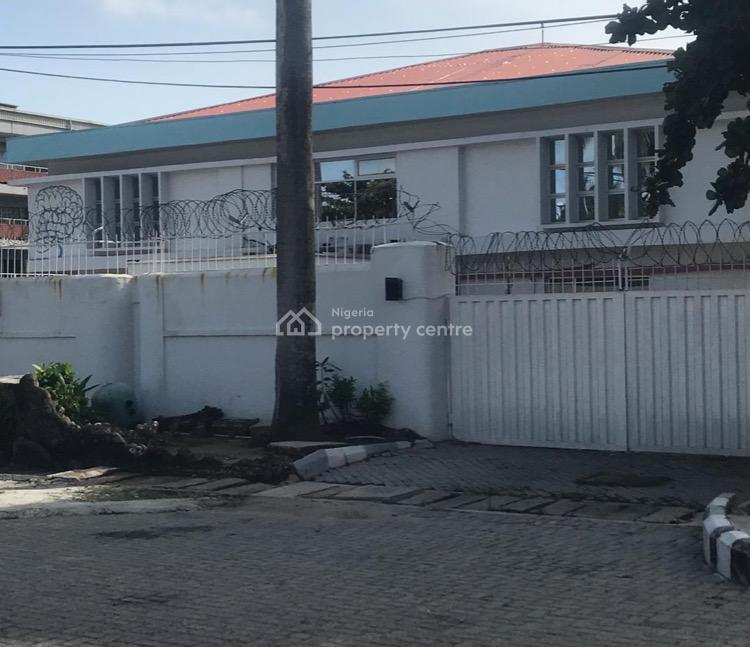 9 Bedroom Fully Detached House with 4 Living Room and 2 Dining, Off Adeola Odeku, Victoria Island (vi), Lagos, Detached Duplex for Sale
