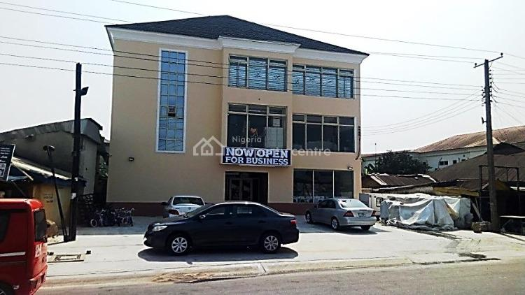 Newly Built Office Complex Code Uyy, Aka Road, Uyo, Akwa Ibom, Office Space for Sale