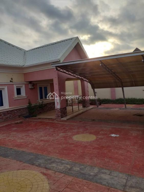 Tastefully Constructed 3 Bedroom Detached Bungalow with a Studio Room, Salybest Estate, Airport Road, Pyakasa, Lugbe District, Abuja, Detached Bungalow for Sale