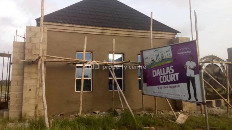 Affordable Dry Land, Ise Town, Folu Ise, Ibeju Lekki, Lagos, Residential Land for Sale