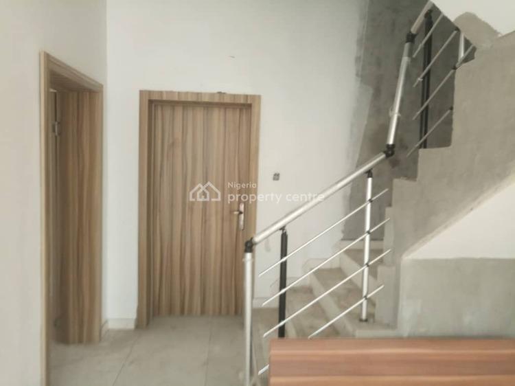 Brand New 4 Bedroom Fully Detached Duplex with Bq, Edens Court, Chevron Drive, Lekki, Lagos, Detached Duplex for Sale