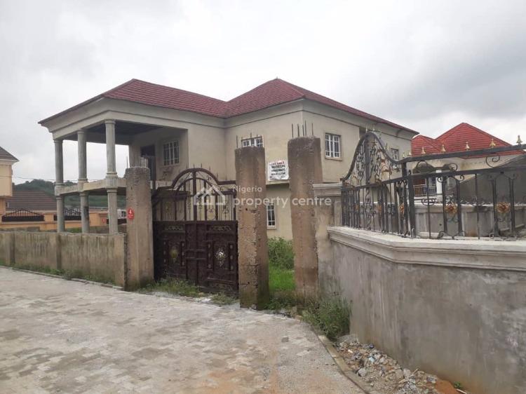 4 Bedrooms Fully Detached Duplex Nearing Completion, Megabond Estate, Gwarinpa, Abuja, Detached Duplex for Sale