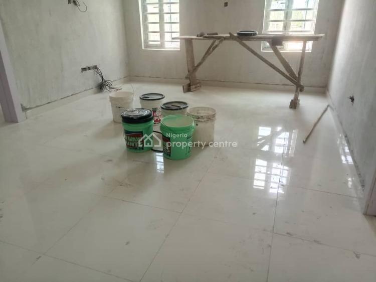 Newly Built 4 Bedroom Terraced Duplex, Creek Avenue Court Phase 2, Opposite Mega Chicken, Ikota, Lekki, Lagos, Terraced Duplex for Sale