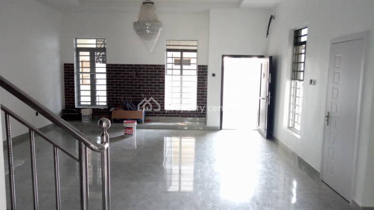 Brand New 4 Bedroom (distressed ) Semi-detached Duplex, Chevron, Lekki Expressway, Lekki, Lagos, Semi-detached Duplex for Sale