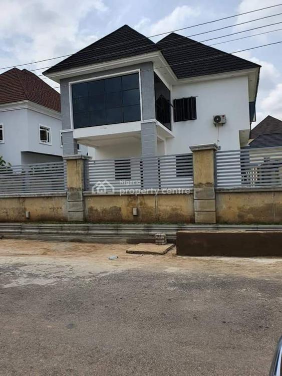 Cute 5 Bedroom Detached Duplex with 2 Maids Rooms, Gym House, Etc, Gwarinpa, Abuja, Detached Duplex for Sale