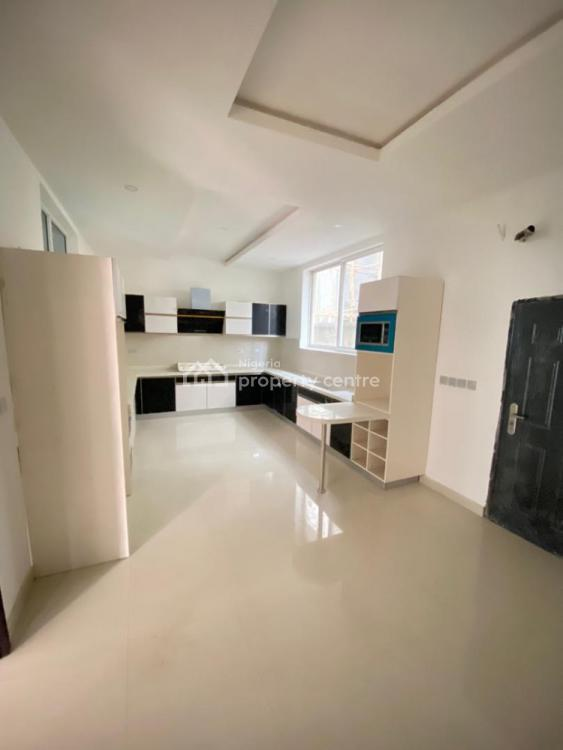 Well Built 5 Bedrooms Semi Detached in Estate. 24 Hours Power, Ikate, Lekki Phase 1, Lekki, Lagos, Semi-detached Duplex for Sale