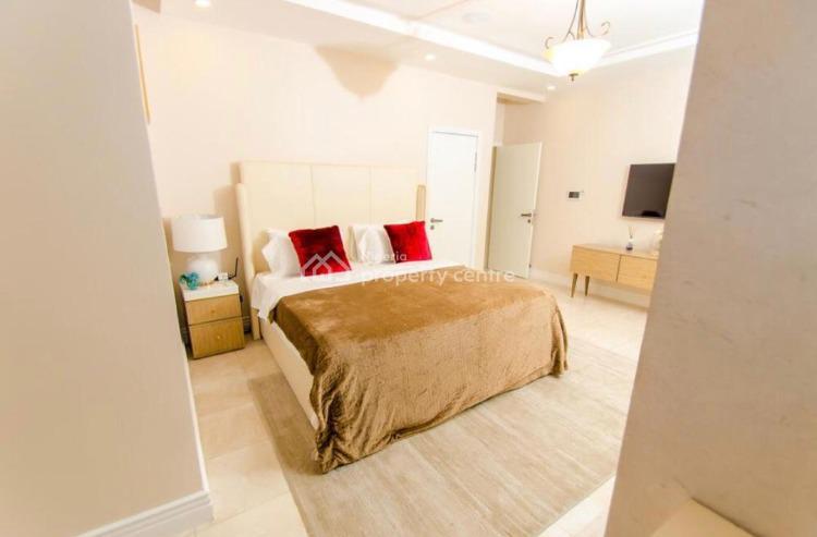 Luxury 3 Bedroom Apartment with Pool and Gym, Cadogan Estate, Osapa, Lekki, Lagos, Flat Short Let