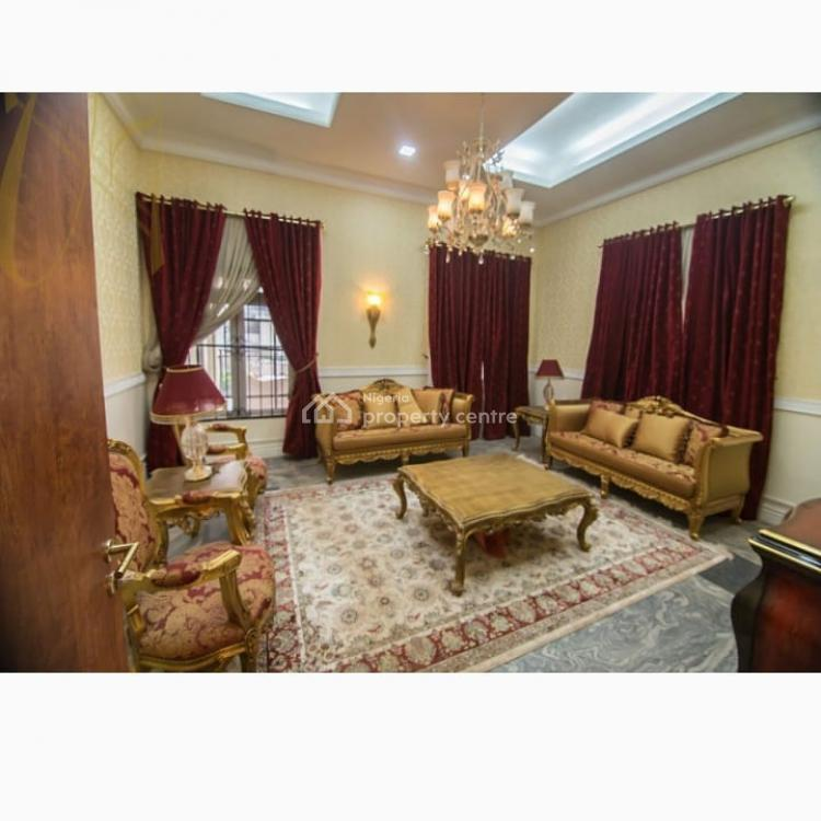 Brand New Exotic Fully Furnished Ambassadorial Mansion, Asokoro District, Abuja, Detached Duplex for Sale