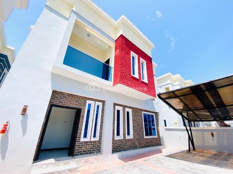 Newly 4 Bedroom Terrace Duplexes, Ikota, Lekki, Lagos, House for Sale