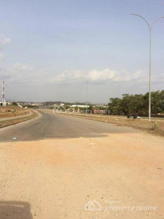 2100 Sqm Land (commercial Plot), Boya Plaza, Market, Wuye, Abuja, Commercial Land for Sale