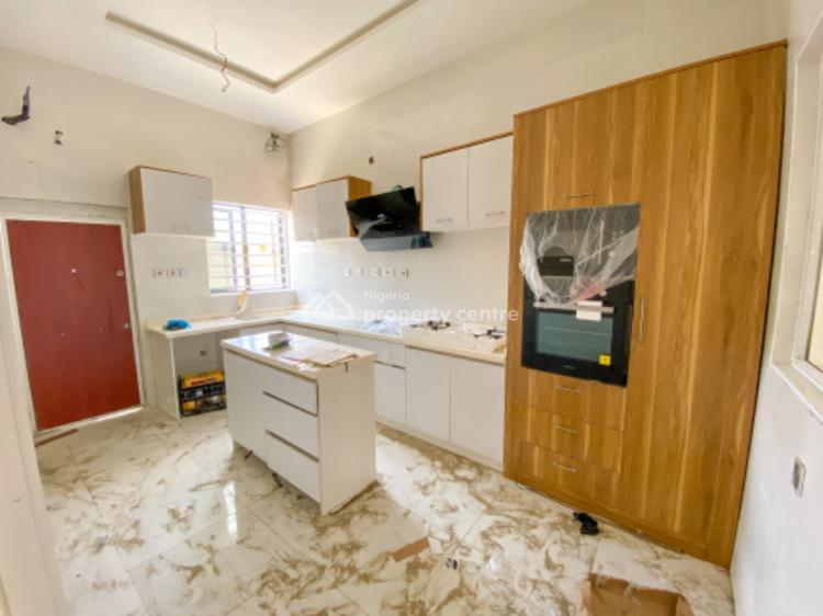 Luxury Brand New 3 Bedroom Terraced Duplex, 24 Hours Power, Opposite Chevron Headquarter, Lekki Expressway, Lekki, Lagos, Terraced Duplex for Sale