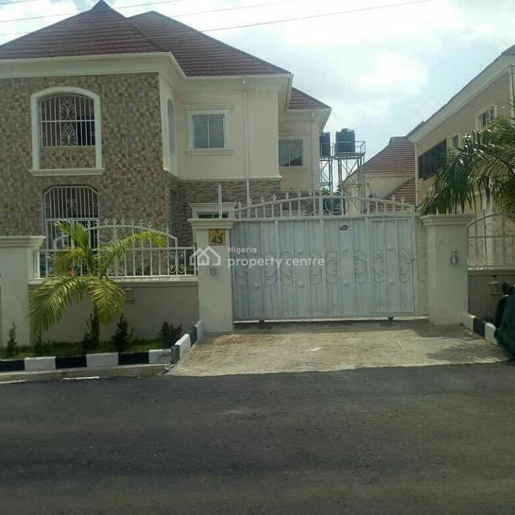 Luxury 5 Bedrooms, Vision Court Estate, Lokogoma District, Abuja, Detached Duplex for Sale
