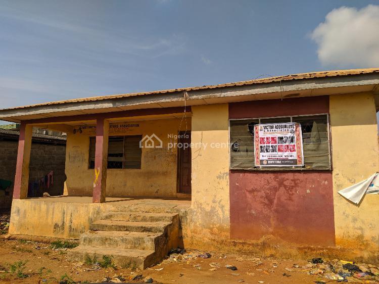 Demolishable  Detached Bungalow, Ireshe, Ikorodu, Lagos, Detached Bungalow for Sale